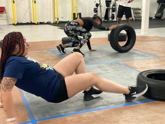 Phoenix Gym LegDay Workout