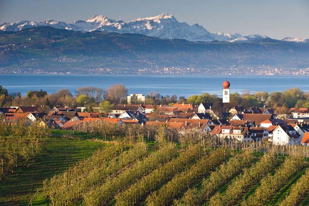 Genießer-Tour mit Ausblicken am Schwäbischen Bodensee