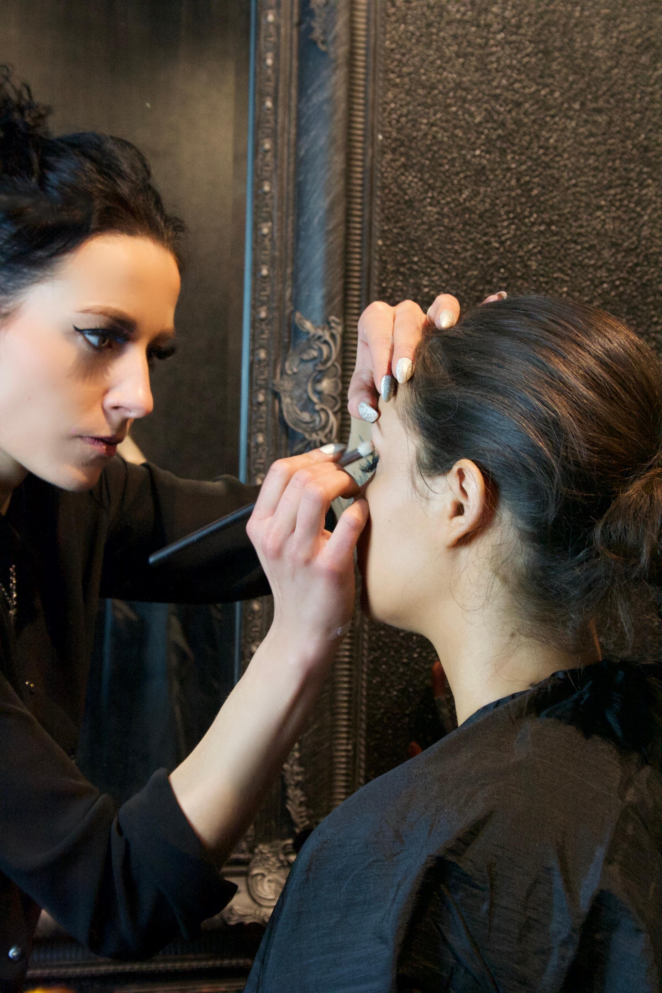 Makeup counseling + makeup