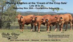 2016 Cream of the Crop promo