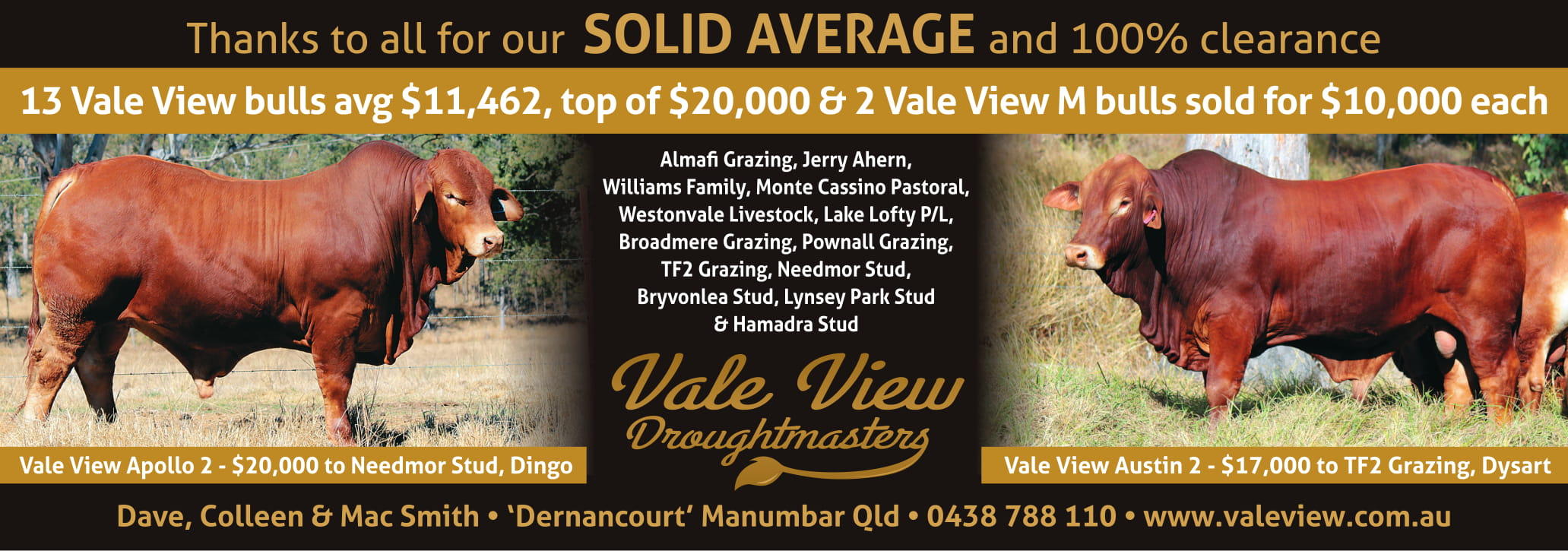2018 DN Sale QCL thank you ad