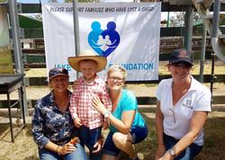 2017 purchase of Farogan Valley Hope