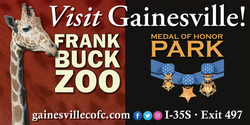 Visit Gainesville, Texas