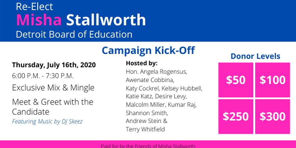 Campaign Kick-off