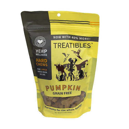 CBD Dog Treats Chews For Large Dogs (2.5mg CBD each)