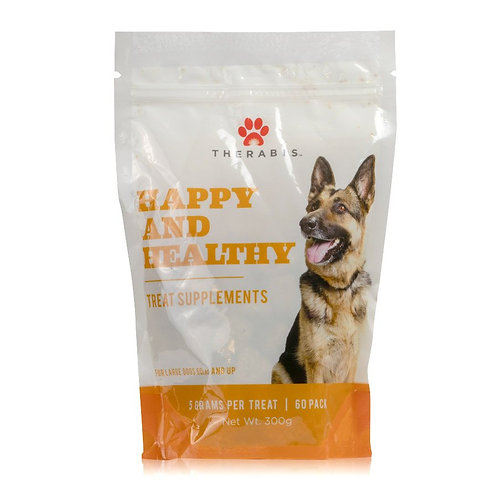 CBD Happy & Healthy Dog Treats for Large Dogs (up to 60lbs+)