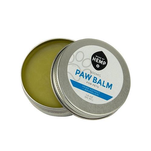 CBD Paw Balm 1.6oz (500mg)