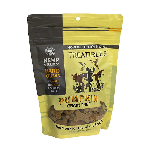 CBD Dog Treats Chews For Small to Medium Dogs (1mg CBD each)