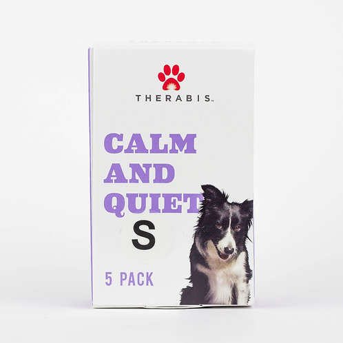 Hemp for Small Dogs (Calm and Quiet) 5 Pack