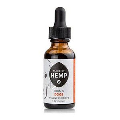 Wellness Drops for Dogs 1oz (500mg)