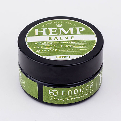 Endoca – Hemp Salve 1oz (750mg CBD)