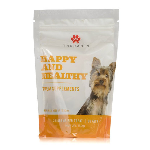CBD Dog Happy &Healthy Dog Treats (up to 20lbs)