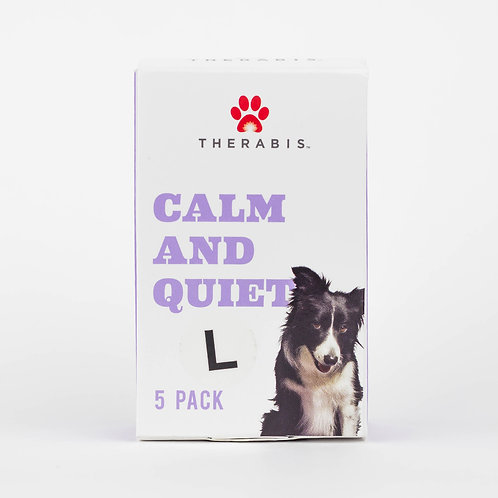 Hemp for Large Dogs (Calm and Quiet) 5 Pack