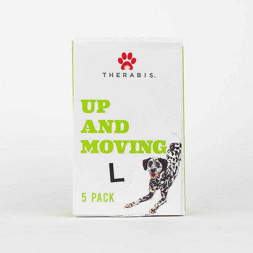 CBD for Large Dogs (Up and Moving Healthy Joints and Hips) 5 Pack