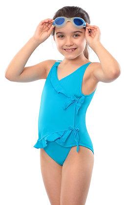 Girl's Waterfall Swimsuit