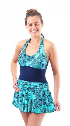 Ladies Skirt Swimsuit