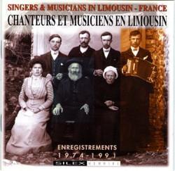 Chanteurs et Musiciens en Limousin