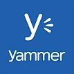 logo integração yammer