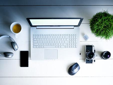 6 boas práticas para trabalho home office