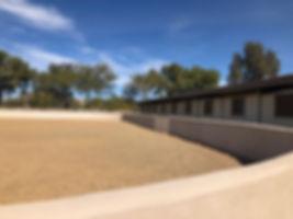 Scottsdale AZ Horse Training Facility