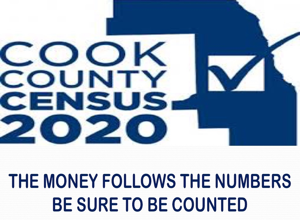 BE COUNTED!