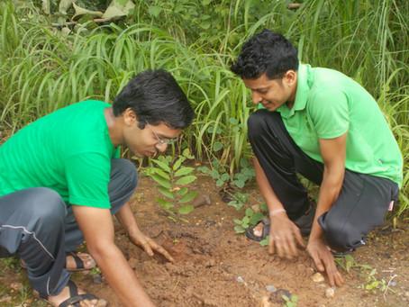 1000+ Trees Planted (NIT Rourkela)