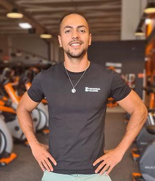 Nicolas Personal Trainer Move entreprise