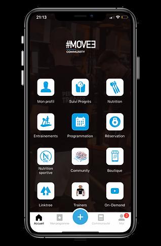 Application Move entreprise