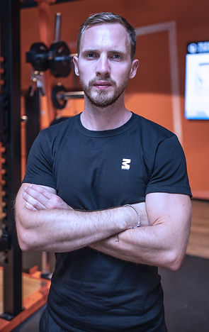 Personal Trainer_Thomas