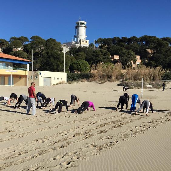 Cross Training Beach