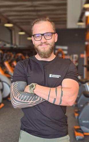Julien Personal Trainer Move entreprise