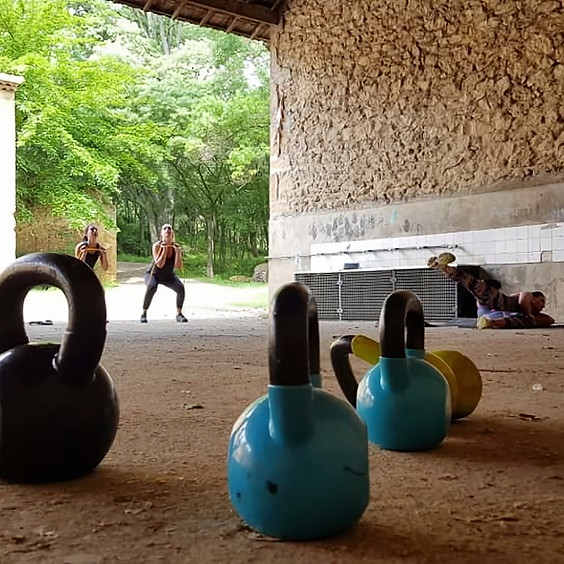 #Move Training