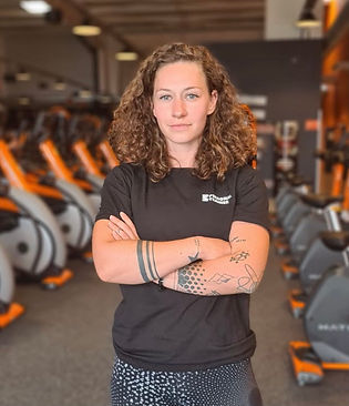 Camille Personal Trainer Move entreprise