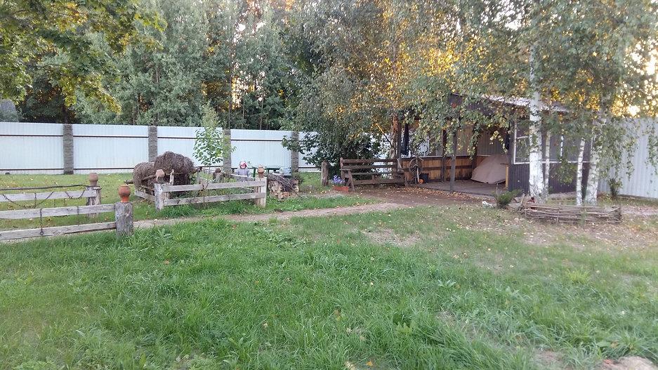 Агроусадьба Кажака в Могилевской области
