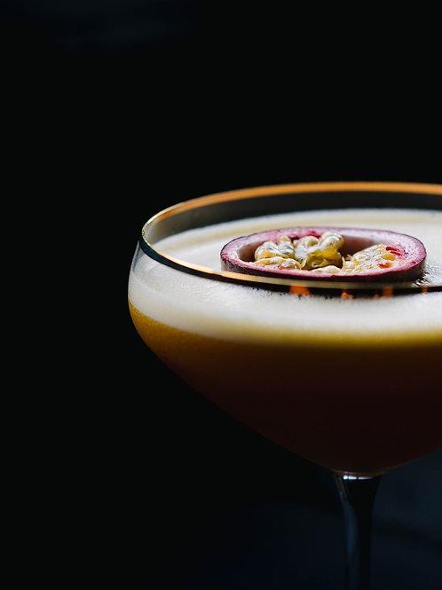 DIY Cocktail Making Kit - Passionfruit Martini