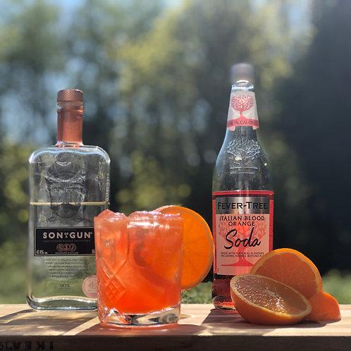 DIY Cocktail making kit - Kent Old Fashioned