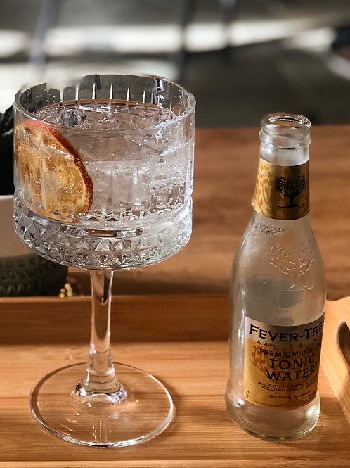 Gin Glass x 2