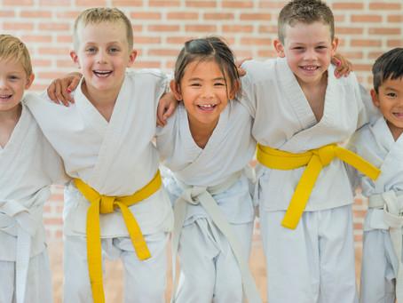 Neue Karate Kurse für Kinder in Taufkirchen