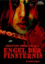 """Anthologie Engel der Finsternis, enthalten: """"Ein kleines Experiment"""", eine Kurzgeschichte von Stefan Franck"""