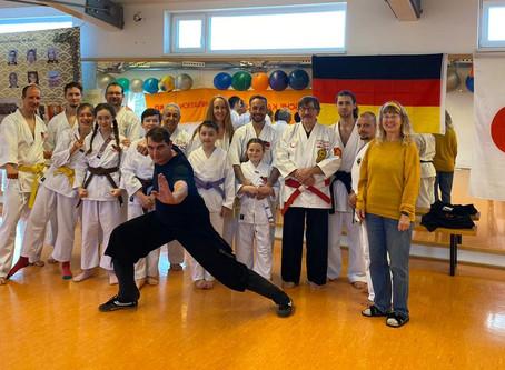Das ASC beim 2. Jahreseröffnungs-Lehrgang in Bamberg