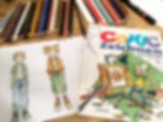 Comic - Illustration Workshop bei Art Spot