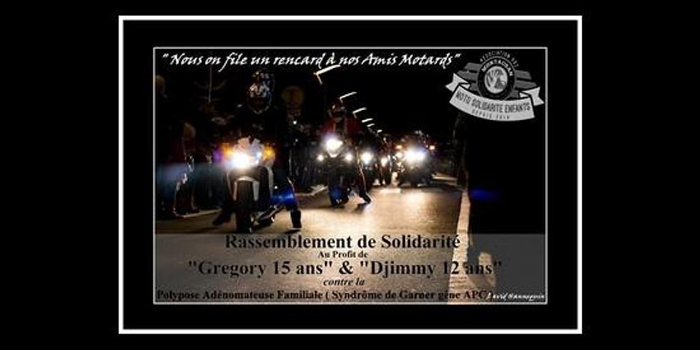 V82 Moto Solidarité Enfants