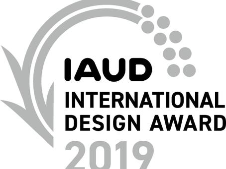IAUD国際デザイン賞 受賞式
