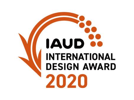 IAUD国際デザイン賞 銅賞 受賞