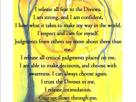 This month's focus is Solar Plexus healing and the third chakra Manipura.