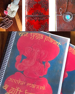 One Yoga Planet training manual.JPG
