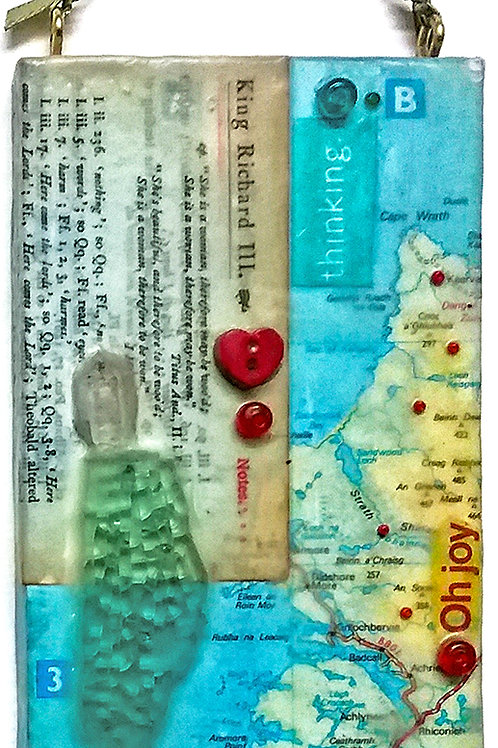Encaustic Small Art Works