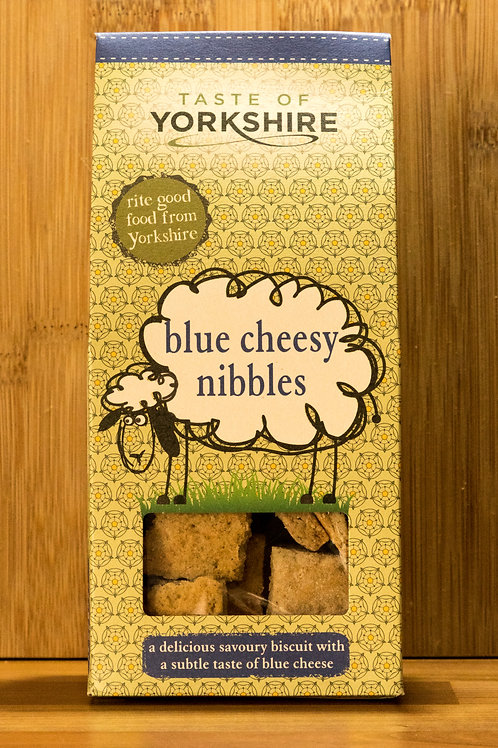 Taste of Yorkshire - Blue Cheese Nibbles
