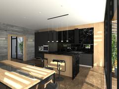 Casa Acer i fusta