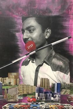 Painting by Kishan